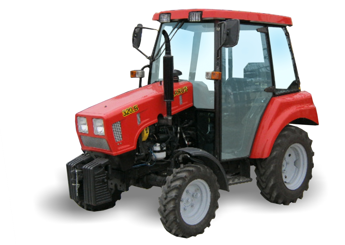 Tractors  < 50 CP